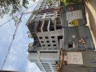 Жилой дом: площадь Минина и Пожарского, у дома №4 - ход строительства, фото 11, Сентябрь 2020