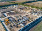 Ход строительства дома Литер 4 в ЖК Самолет 2 - фото 28, Сентябрь 2020