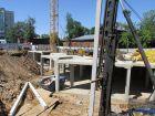 Ход строительства дома № 1 в ЖК Дом с террасами - фото 111, Июнь 2015