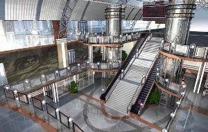 Реконструкция вокзального комплекса Нижний Новгород