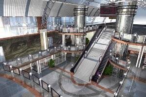 Реконструкция вокзального комплекса Нижний Новгород - фото 1