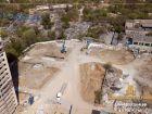 Ход строительства дома Литер 9 в ЖК Звезда Столицы - фото 61, Май 2019