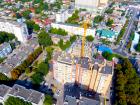 ЖК ПАРК - ход строительства, фото 21, Октябрь 2020