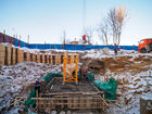 ЖК Каскад на Сусловой - ход строительства, фото 102, Январь 2019