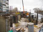 ЖК Розмарин - ход строительства, фото 70, Февраль 2019