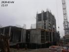 ЖК Адмиралъ - ход строительства, фото 8, Март 2020