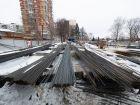 ЖК Пушкин - ход строительства, фото 116, Февраль 2019
