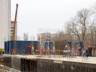 ЖК КМ Молодежный, 76 - ход строительства, фото 15, Апрель 2020
