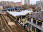 Ход строительства дома № 1 первый пусковой комплекс в ЖК Маяковский Парк - фото 69, Ноябрь 2020