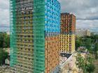 Ход строительства дома № 1 первый пусковой комплекс в ЖК Маяковский Парк - фото 1, Сентябрь 2021