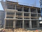 Ход строительства дома Литер 2 в ЖК Династия - фото 45, Апрель 2019