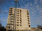 Жилой дом: ул. Сухопутная - ход строительства, фото 34, Январь 2020