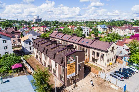 Дом № 60 (от 72 до 108 м2) в КП Лапшиха - фото 4