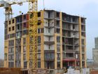 Ход строительства дома Литер 21 в Микрорайон Красный Аксай - фото 34, Март 2018