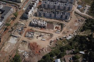 """В ЖК """"Акварель"""" в Самаре стартовало строительство новых домов"""