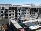 Ход строительства дома № 1 в ЖК Лайм - фото 68, Март 2019
