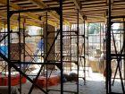 ЖК Островский - ход строительства, фото 79, Июнь 2019