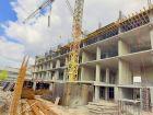 Ход строительства дома Литер 1 в ЖК Рубин - фото 26, Апрель 2020