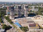 Ход строительства дома Литер 1 в ЖК Звезда Столицы - фото 56, Июнь 2019