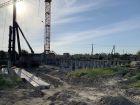 Ход строительства дома Литер 6 в ЖК Южный Берег - фото 30, Май 2019