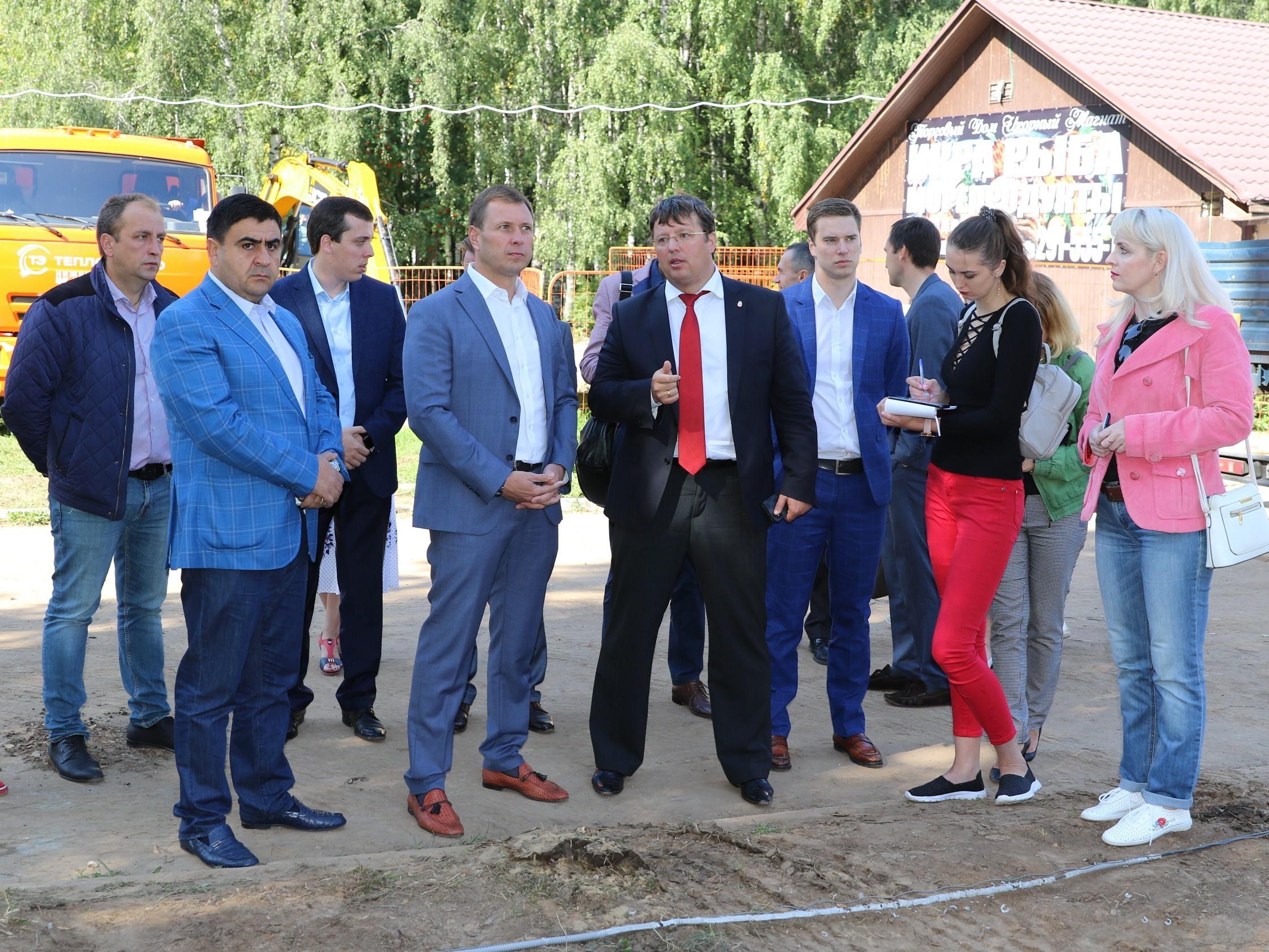 Парк им. Пушкина станет одной из пяти площадок для проведения праздничных мероприятий в День города