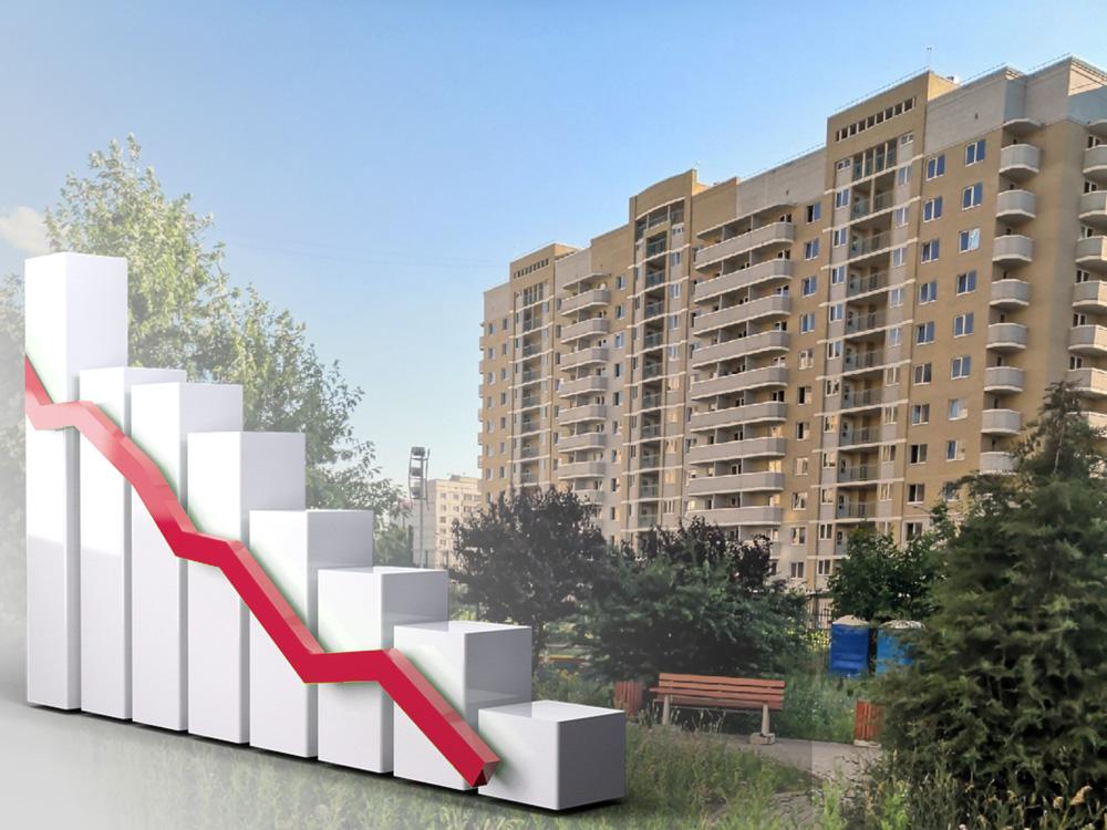 Спрос на ипотечные кредиты в августе в Ростовской области снизился на 5%