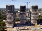 Ход строительства дома Литер 1 в ЖК Звезда Столицы - фото 55, Июнь 2019