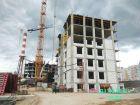 Ход строительства дома № 1 в ЖК Корица - фото 16, Июнь 2021