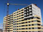 Ход строительства дома № 3А в ЖК Подкова на Гагарина - фото 60, Июль 2019