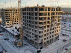 Ход строительства дома № 1 второй пусковой комплекс в ЖК Маяковский Парк - фото 63, Январь 2021