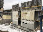 Ход строительства дома Литер 2 в ЖК Династия - фото 46, Март 2019