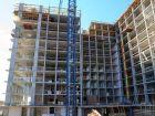 Комплекс апартаментов KM TOWER PLAZA (КМ ТАУЭР ПЛАЗА) - ход строительства, фото 76, Май 2020