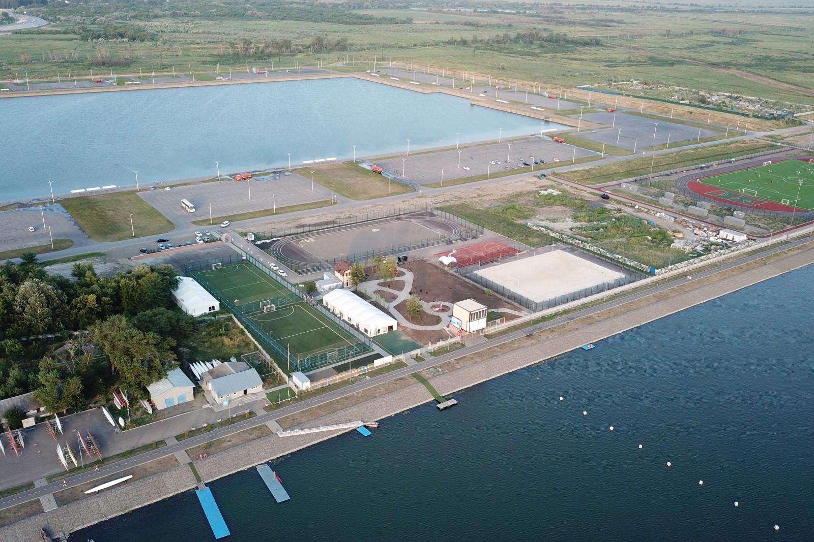 В левобережной зоне Ростова за 4 года построят еще 15 спортивных объектов
