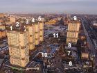Ход строительства дома Литер 9 в ЖК Звезда Столицы - фото 1, Февраль 2021