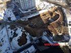 Ход строительства дома № 1 в ЖК Огни Автозавода - фото 30, Март 2021