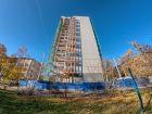 Жилой дом Каскад на Даргомыжского - ход строительства, фото 11, Ноябрь 2016
