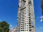 НЕБО на Ленинском, 215В - ход строительства, фото 29, Август 2020