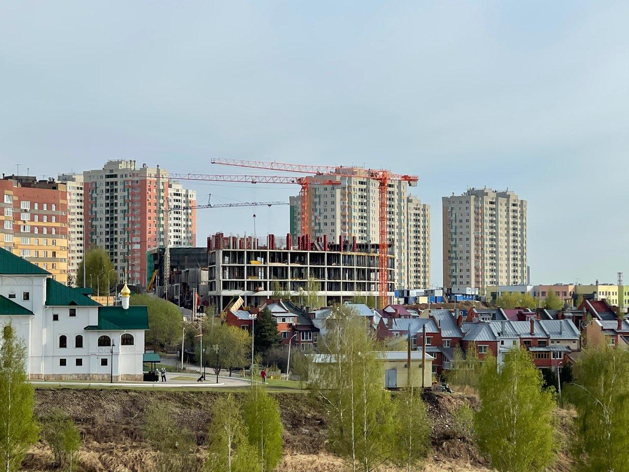 Количество ДДУ в Нижегородской области в апреле выросло на 14%  - фото 1