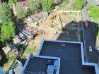 Ход строительства дома № 6 в ЖК Дом с террасами - фото 56, Май 2019