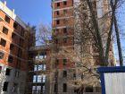 Ход строительства дома № 1 в ЖК Ренессанс - фото 29, Апрель 2020
