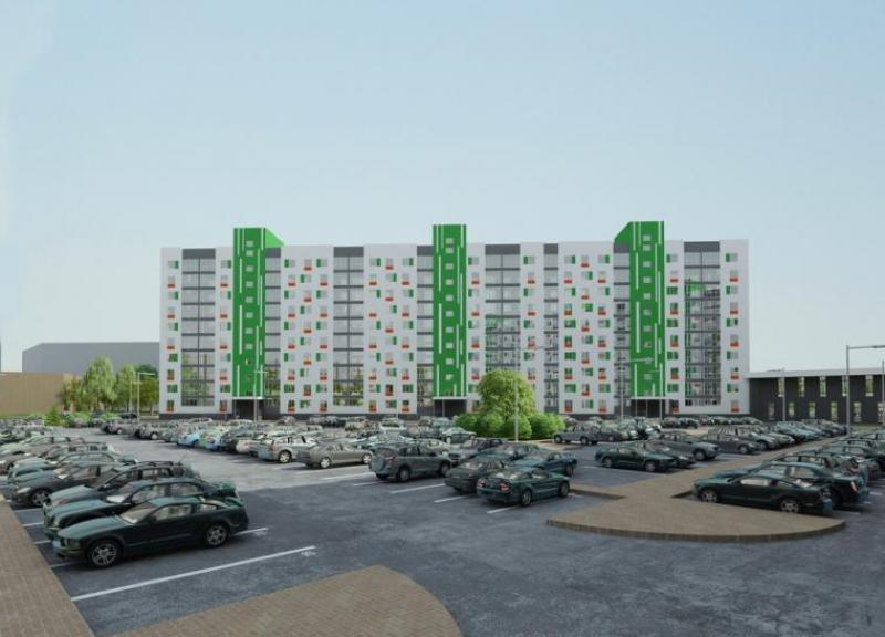 Дом Дом 13 корпус 1 в ЖК Зеленый берег - фото 3