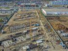 Ход строительства дома Литер 22 в ЖК Светлоград - фото 21, Октябрь 2020