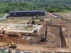 Ход строительства дома № 12 в ЖК Новая Кузнечиха - фото 7, Июнь 2021