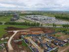 Ход строительства дома № 4 в ЖК Цветы 2 - фото 1, Июнь 2020
