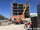 ЖК Волна - ход строительства, фото 58, Май 2020