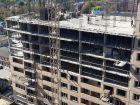 Ход строительства дома № 1 в ЖК Встреча - фото 31, Октябрь 2019