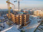 ЖК Вавиловский Дворик - ход строительства, фото 21, Декабрь 2019