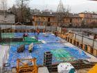 ЖК Каскад на Менделеева - ход строительства, фото 33, Декабрь 2019