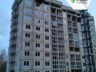 Ход строительства дома № 1 в ЖК Клевер - фото 70, Март 2019