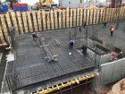 Ход строительства дома на Минина, 6 в ЖК Георгиевский - фото 43, Октябрь 2020